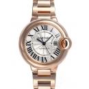 カルティエ 腕時計コピー バロンブルー 新品33mm W6920068