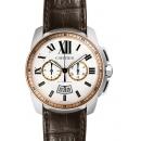 カルティエ 時計コピー カリブル コピードゥ カルティエ クロノグラフ W7100043