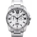 カルティエ 時計コピー カリブル 価格ドゥ カルティエ クロノグラフ W7100045