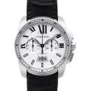 カルティエ 時計コピー カリブル コピードゥ カルティエ クロノグラフ W7100046