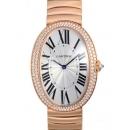カルティエ腕時計コピー ベニュワール 新品LM WB520010