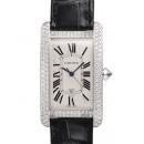 カルティエ 腕時計コピー タンクアメリカン 新作 LM WB710004