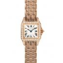 カルティエ時計コピー サントスドゥモワゼル 新作 SM WF9008Z8