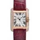 カルティ時計コピー エ タンクアングレーズ 超安MM WT100016