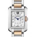 カルティエ時計コピー タンクアングレーズ コピーSM WT100024