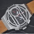 新作HublotウブロビッグBangリミテッドシリーズブラック文字盤316Lムーブメント時計