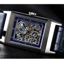 ジャガー・ルクルト ウルトラスリム腕時計スケルトングランドQ2783540新作レベルソ・