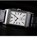 新作ジャガー・ルクルトウルトラスリム・デュオスーパーコピー 時計Q3788570グランド・レベルソ