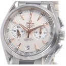 オメガ スーパーコピー腕時計シーマスターGMT 231.10.43.52.02.001 アクアテラ クロノグラフ