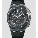 時計スーパーコピー オーデマピゲ ロイヤル オーク オフショア クロノグラフ26400AU.OO.A002CA.01