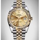 新作ロレックス オイスター パーペチュアル デイトジャスト Ref.41126333 スーパーコピー時計