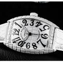スーパーコピー時計フランク ミュラー ホワイト クロコ8880 SC WHITE CROCO