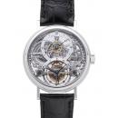 ブレゲ グランド コンプリケーション トゥールビヨン スケルトン / Ref.3355PT/00/986コピー 時計