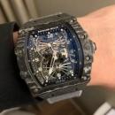 2018リシャール ミルスーパーコピー時計 パラジウムユニセックスRm022