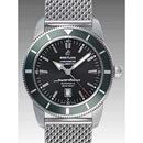 腕時計ブライトリング 人気 コピー計 スーパーオーシャンヘリテージ46 グリーンエディション A172BGROCA