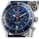 ブライトリング ブランド コピー 時計スーパー 時計オーシャン ヘリテージ クロノグラフ44 A237C56ORC