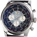 ブライトリング ブランド コピー 時計 トランスオーシャン クロノグラフ ユニタイム A050B62WAB