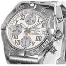 激安ブランドコピー ブライトリング時計 クロノ ギャラクティック A154A96PA
