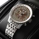 ブライトリングスーパーコピー 時計 ナビタイマー モンブリランダトラ ブロンズA213Q09NP