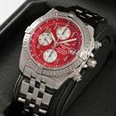 ブライトリングスーパーコピー 時計 ウインドライダー クロノマット(エボリューション) A156K08PA