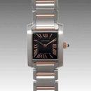 人気 カルティエ ブランド時計コピー レディース時計 タンクフランセーズ SM W5010001