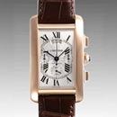 人気 カルティエ ブランド時計コピー タンクアメリカン クロノグラフ XL W2609356