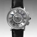 カルティエ時計ブランド 店舗 激安 ロトンド ドゥ カルティエ セントラルクロノグラフ W1556051