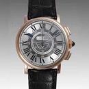 カルティエ時計ブランド 店舗 激安 ロトンド ドゥ カルティエ セントラルクロノグラフ W1555951