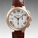 人気 カルティエ ブランド時計コピー 激安 バロンブルークロノ W6920009