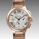 人気 カルティエ ブランド時計コピー 激安 バロンブルークロノ W6920010