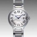人気 カルティエ ブランド時計コピー 激安 バロンブルー MM W6920046