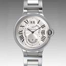 人気 カルティエ ブランド時計コピー 激安 バロンブルー 2タイムゾーン W6920011