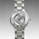 カルティエ時計ブランド 店舗 激安 マスト21 W10109T2