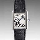 カルティエ時計ブランド 店舗 激安 タンクソロ インデックスアニメーション W5200018