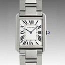 カルティエ時計ブランド 店舗 激安 タンクソロ LM W5200014