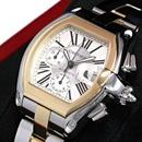 ブランド CARTIERカルティエ 時計コピー ロードスタークロノ W62027Z1