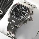 ブランド CARTIERカルティエ 時計コピー ロードスタークロノ W62020X6