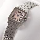 ブランド CARTIERカルティエ 時計コピー サントス ドゥモワゼル W25075Z5