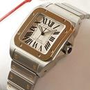 ブランド CARTIERカルティエ 時計コピー サントス100 W200728G