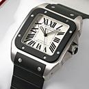 ブランド CARTIERカルティエ 時計コピー サントス100 クルーズライン W20121U2