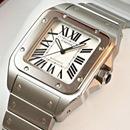 ブランド CARTIERカルティエ 時計コピー サントス100 W200737G