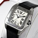 ブランド CARTIERカルティエ 時計コピー サントス100 W20073X8