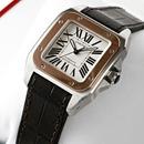ブランド CARTIERカルティエ 時計コピー サントス100MM W20107X7