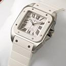 ブランド CARTIERカルティエ 時計コピー サントス100 クルーズライン W20122U2
