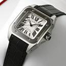 ブランド CARTIERカルティエ 時計コピー サントス100 W20106X8