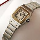 ブランド CARTIERカルティエ 時計コピー サントス ガルベ W20012C4