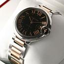 ブランド CARTIERカルティエ 時計コピー バロン ブルー ドゥ カルティエ コンビ W6920032