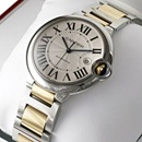 ブランド CARTIERカルティエ 時計コピー バロン ブルー ドゥ メンズ コンビ W69009Z3