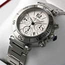 ブランド CARTIERカルティエ 時計コピー パシャシータイマークロノ W31089M7