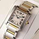 ブランド CARTIERカルティエ 時計コピー タンクフランセーズ LM W51005Q4